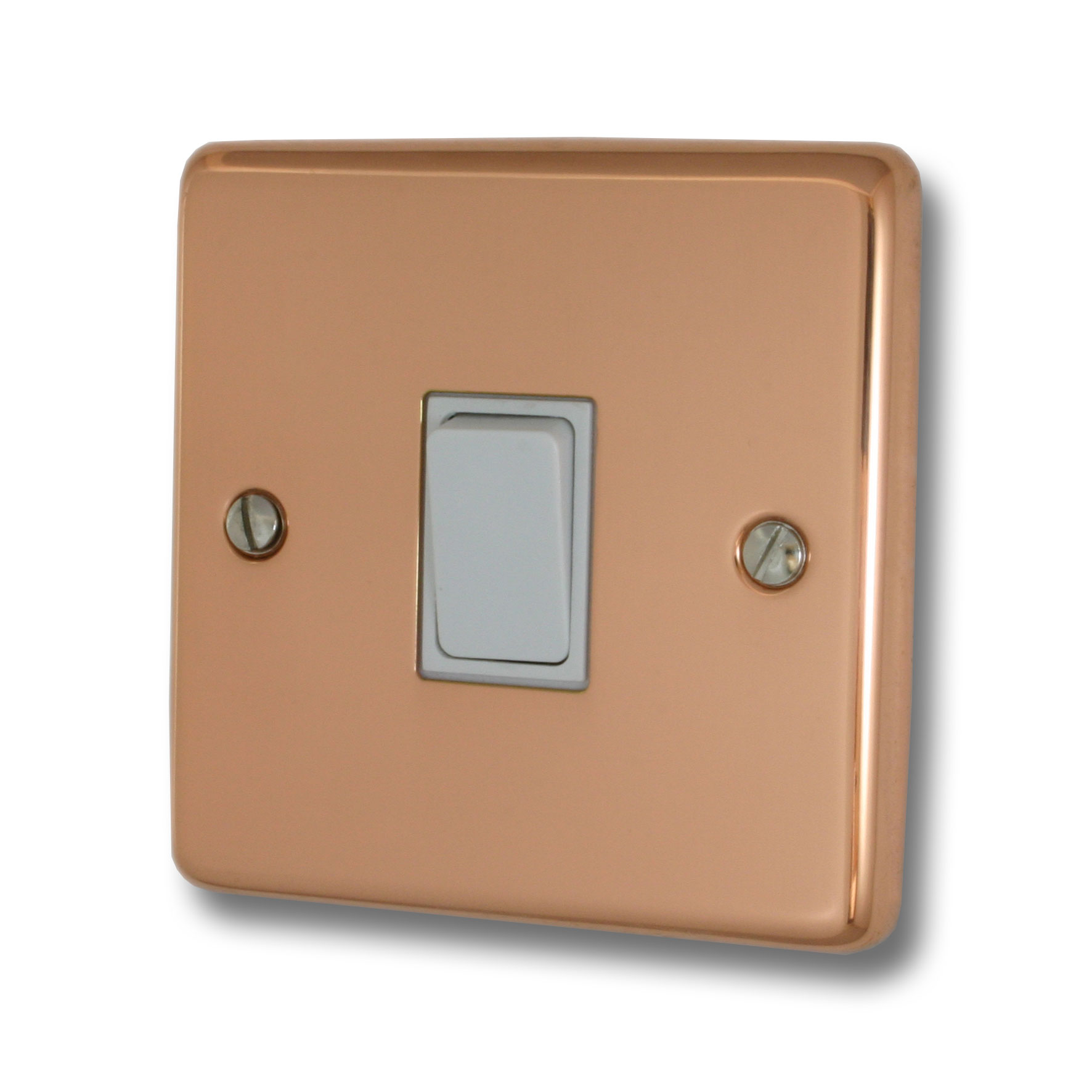 Copper Sockets and Switches