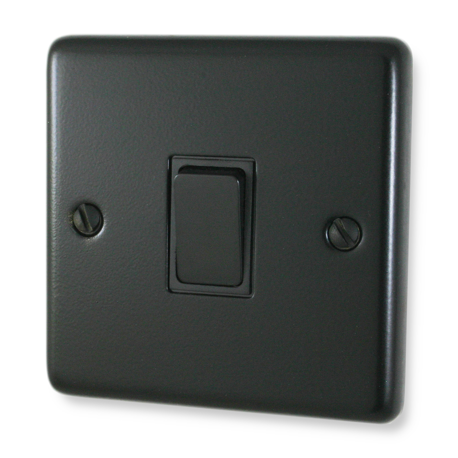 Matt Black Sockets and Switches