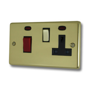 Brass Cooker Switches