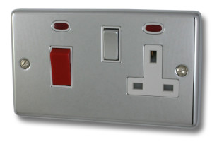 Chrome Cooker Switches